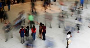 EE.UU. tiene menor tasa de crecimiento poblacional en un siglo 13
