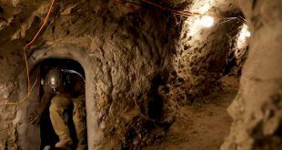 Encuentran túnel de 1 km de largo en frontera suroeste de EE.UU. 11