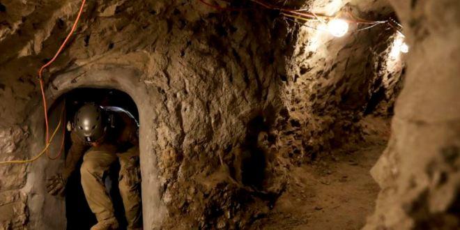 Encuentran túnel de 1 km de largo en frontera suroeste de EE.UU. 4