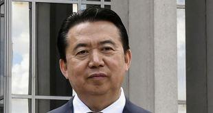 Exjefe de Interpol condenado en China a 13 años y medio de prisión 13