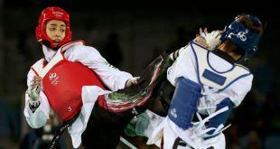 Funcionario: Se desconoce si atleta escapada de Irán planea buscar asilo en EE.UU. 7