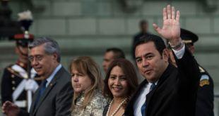 Guatemala: Presidente niega que vayan a recibir a ciudadanos mexicanos 13