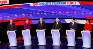 Iowa acoge último debate demócrata antes de las primarias 1