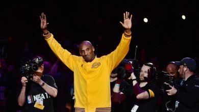Photo of Kobe Bryant muere en accidente de helicóptero