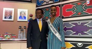 La Miss Universo Tunzi: Una mujer que no renuncia a las cosas que ama 7