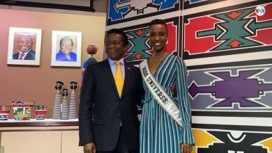 La Miss Universo Tunzi: Una mujer que no renuncia a las cosas que ama 2