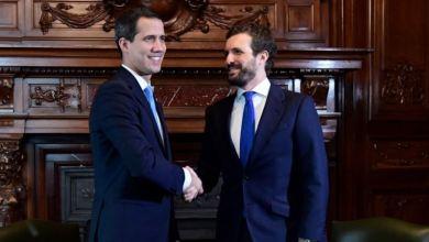 Líder español de la oposición pide el cese de Ábalos por reunión con Delcy Rodríguez 3