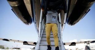 Más migrantes de reciente caravana deportados regresan a Honduras 19