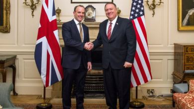 Photo of Mike Pompeo visita Londres en un delicado momento diplomático y comercial