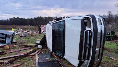 Photo of Nevadas, lluvias, ventarrones y tornados azotan a EEUU: 11 muertos