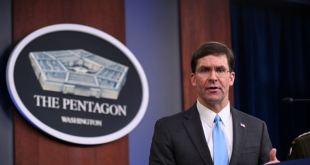 Pentágono rechaza amenaza de atacar sitios culturales en Irán 3