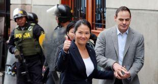 Perú: Juez ordena que opositora Keiko Fujimori vuelva a prisión 15