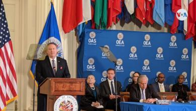 """Pompeo elogia rol de la OEA en la región: """"Ha estado en la vanguardia de la ayuda al pueblo venezolano"""" 3"""