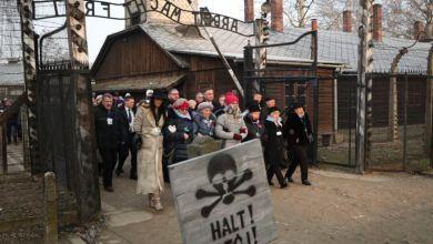 Sobrevivientes de Auschwitz advierten sobre aumento del antisemitismo 75 años después 5
