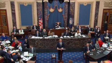 Photo of Termina tiempo de exposición de argumento demócrata en juicio político a Trump