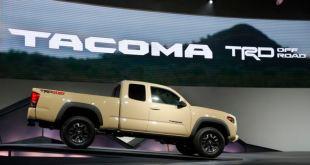 Toyota se lleva la camioneta Tacoma de EE.UU. para fabricarla en México 19