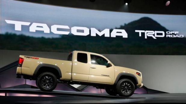 Toyota se lleva la camioneta Tacoma de EE.UU. para fabricarla en México 1