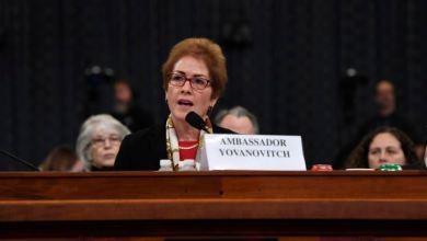 Ucrania abre investigación sobre posible vigilancia ilegal a ex embajadora de EE.UU. 3