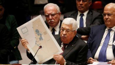 """Abbas dice en la ONU que EE.UU. ofrece a los palestinos un """"queso suizo"""" de Estado 2"""