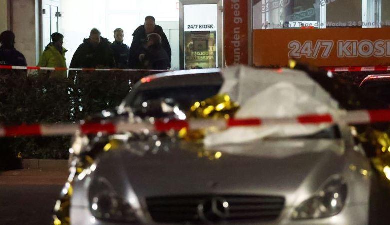 Alemania: 8 muertos en tiroteos cerca de Frankfurt 1