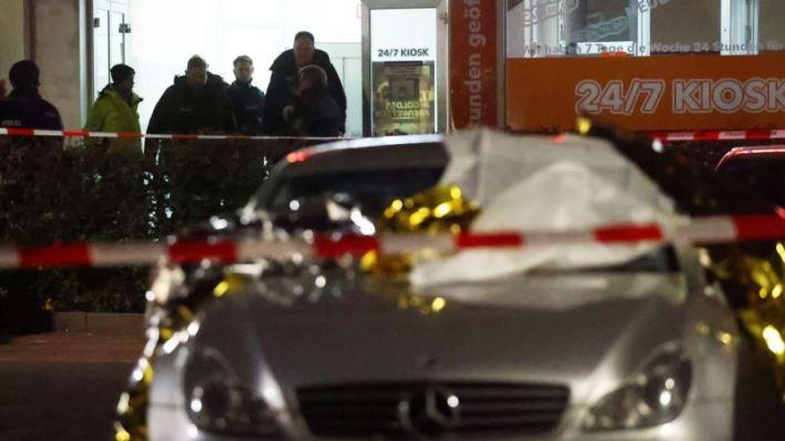 Alemania: 8 muertos en tiroteos cerca de Frankfurt 2