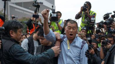 EE.UU. reclama a Hong Kong por arresto del editor Jimmy Lai y otros activistas 4