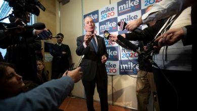 El candidato presidencial demócrata Bloomberg propone un plan tributario 3