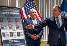 Photo of Gobierno pide a jueces obligar a NY a cooperar con ICE