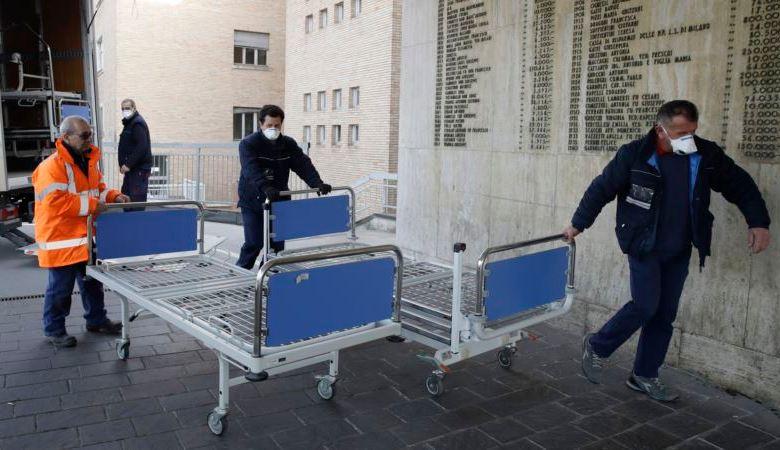 Italia en cuarentena por nuevo coronavirus; hay dos muertes 1