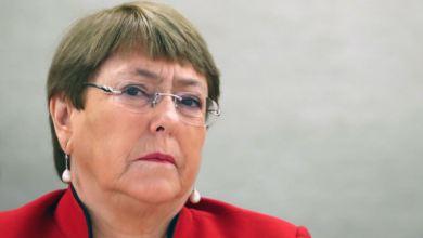 Photo of Bachelet pide aliviar sanciones para que sistemas médicos combatan COVID-19