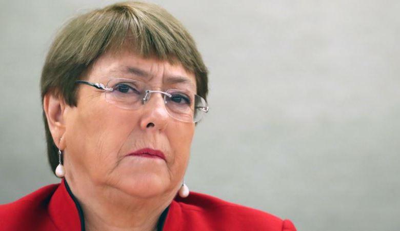 Bachelet pide aliviar sanciones para que sistemas médicos combatan COVID-19 1