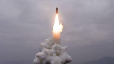 Photo of Corea del Norte lanza dos proyectiles hacia el mar