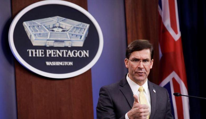 El Pentágono insinúa que el brote del coronavirus podría durar meses 1