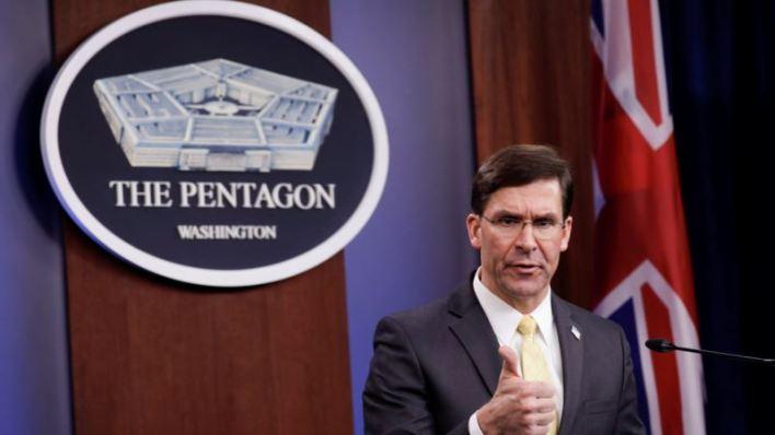 El Pentágono insinúa que el brote del coronavirus podría durar meses 2