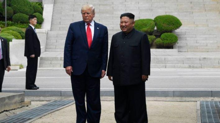 Trump ofrece ayuda a Corea de Norte para afrontar coronavirus 1