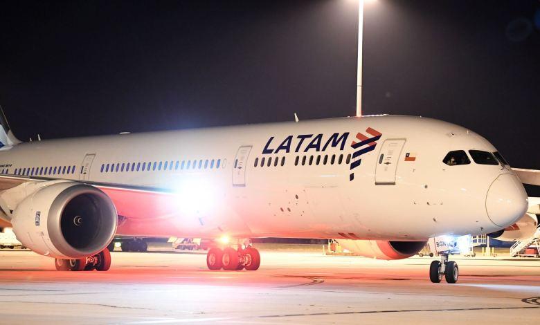 LATAM Airlines se declara en bancarrota