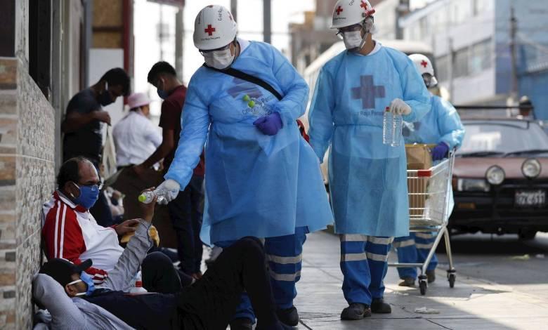 Perú queda a un paso de llegar a los 100,000 contagiados por Covid-19