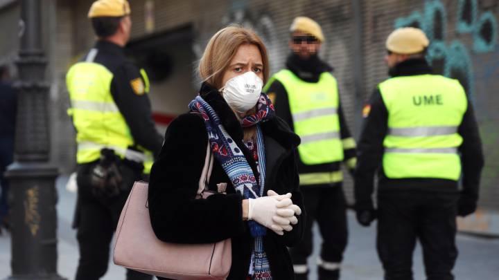 Uso de mascarilla será obligatorio en la calle y espacios cerrados, anuncia el Gobierno de España