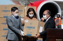 ¿Qué busca China con las recientes donaciones de insumos médicos a Venezuela? 1