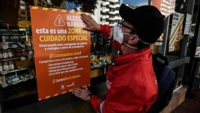 Bogotá declara sistema hospitalario en alerta naranja por el coronavirus 7