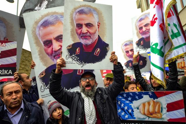Irán emite orden de arresto contra Donald Trump por la muerte del general Soleimaní 1