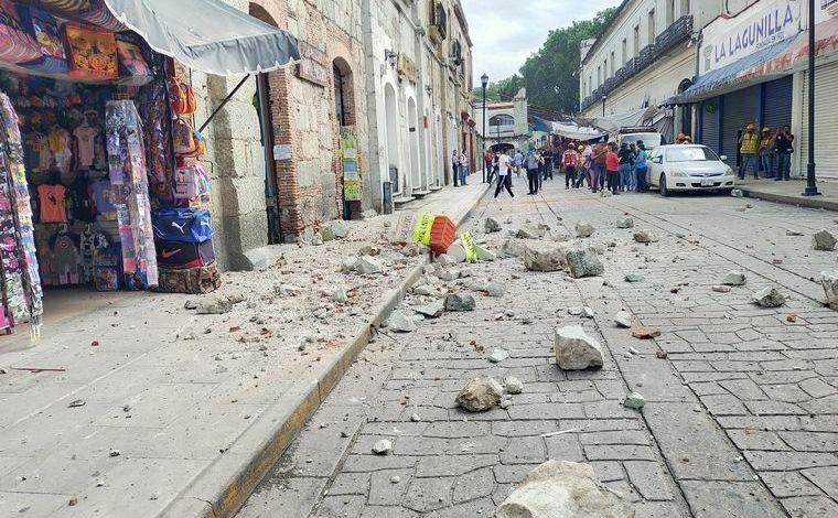 México: Sismo de 7.5 grados sacude el estado de Oaxaca y deja al menos 4 fallecidos 1