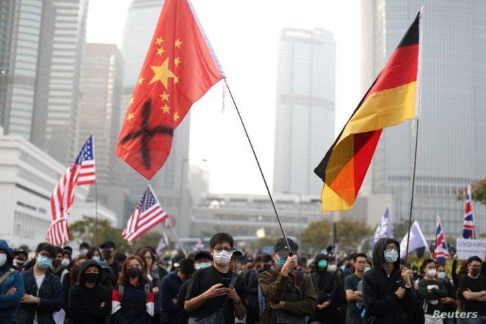 Hong Kong se prepara para nuevas protestas.