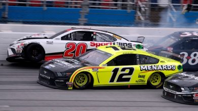 FBI investiga hallazgo de nudo de horca en garaje de piloto de NASCAR 8