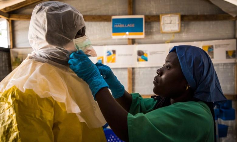 África: Confirman rebrote de ébola en República Democrática del Congo 1