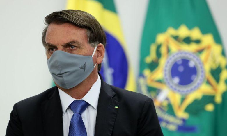 Brasil: Jair Bolsonaro anuncia que dio positivo por coronavirus 1