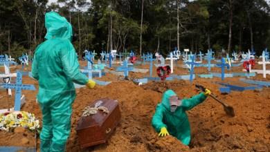 Brasil ya registra más de 2 millones de contagiados por coronavirus 2