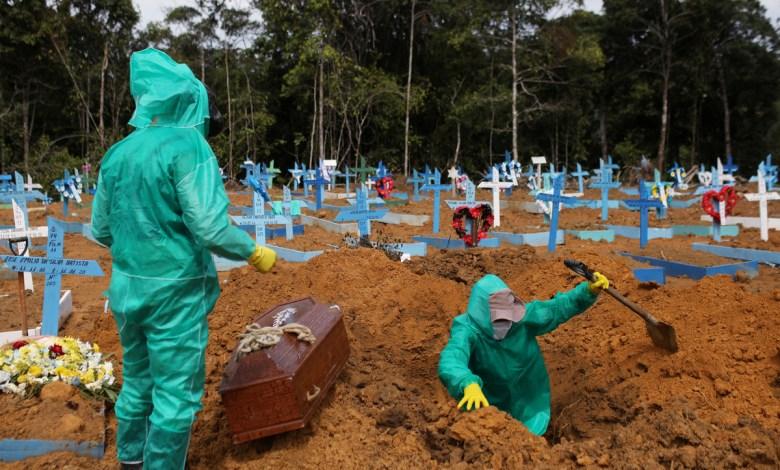 Brasil ya registra más de 2 millones de contagiados por coronavirus 1