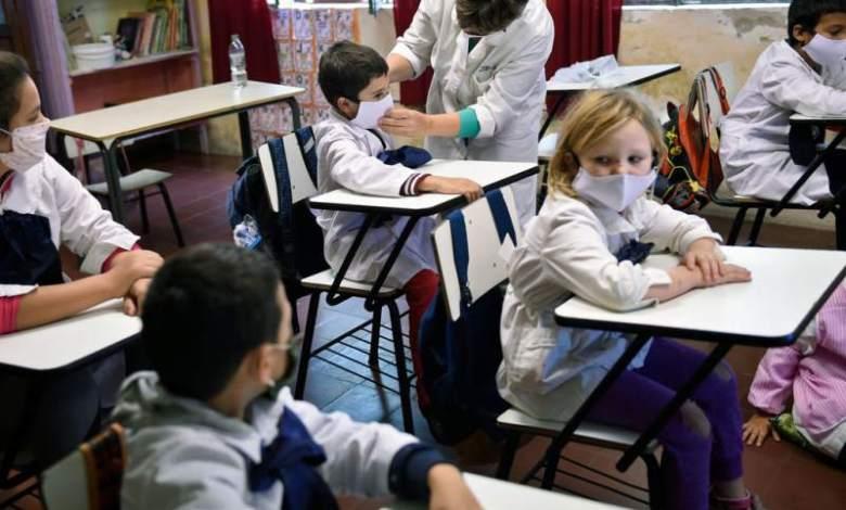 Uruguay, el primer país de Latinoamérica en reabrir escuelas tras confinamiento 1