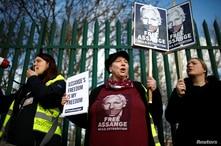 Reporteros Sin Fronteras exige a EE.UU. que retire cargos contra Julian Assange 1